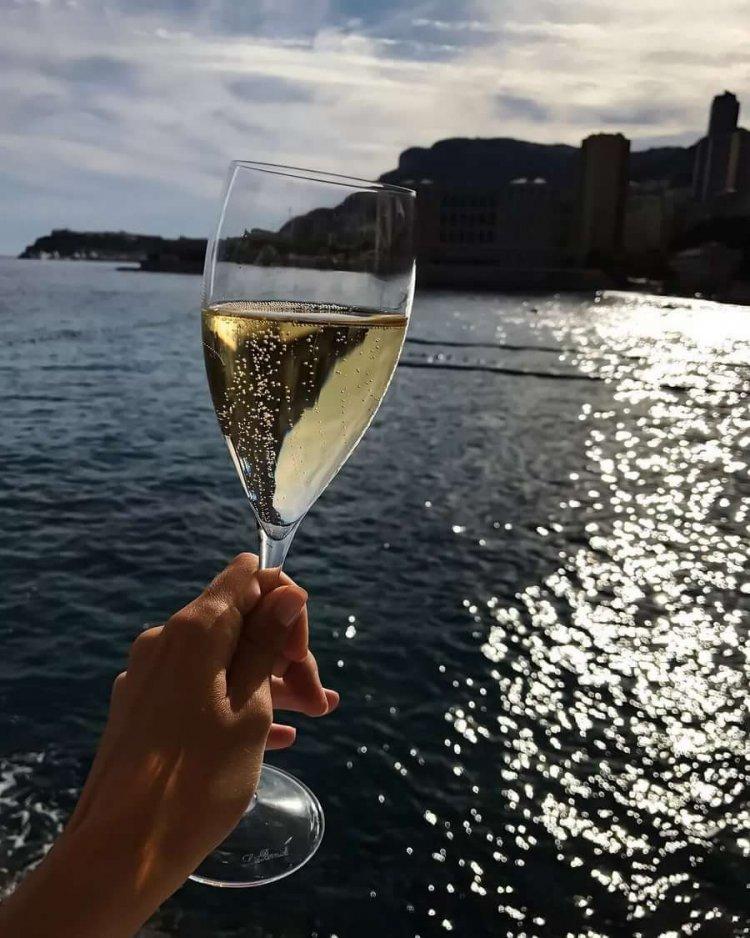 Как правильно держать бокал с вином (и другими алкогольными напитками)